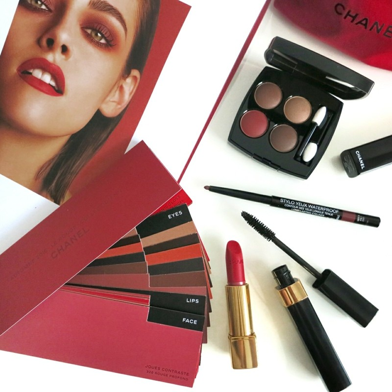 beauty trends make up chanel