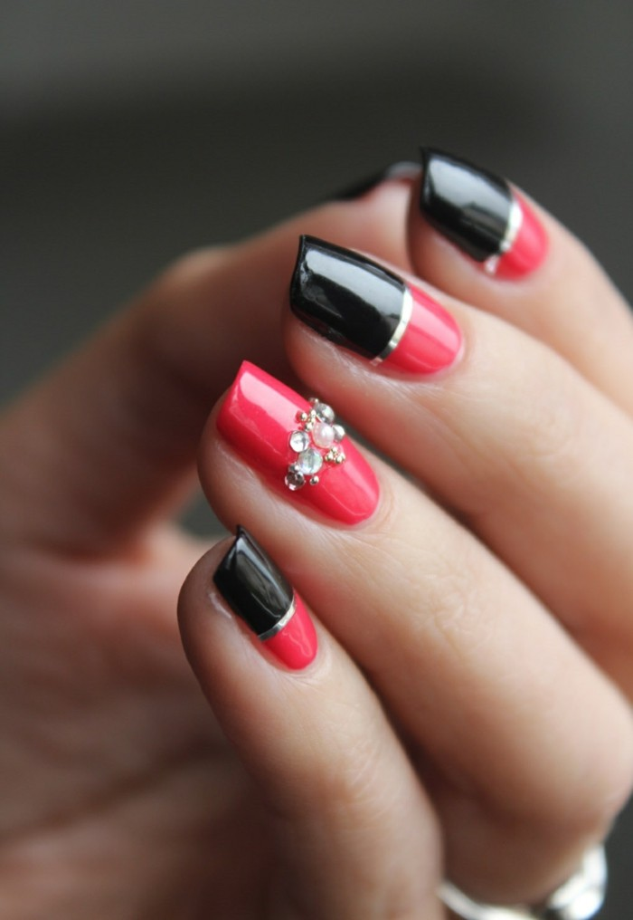coole naegel nageldesigns nageldesign weihnachten