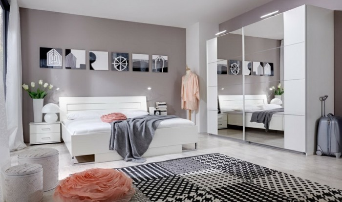 10 n tzliche tipps kleine schlafzimmer ganz gro. Black Bedroom Furniture Sets. Home Design Ideas