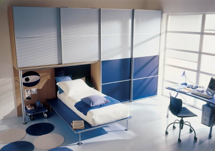 kinderzimmergestaltung die tra me ihres jungen gehen gleich in erf llung. Black Bedroom Furniture Sets. Home Design Ideas