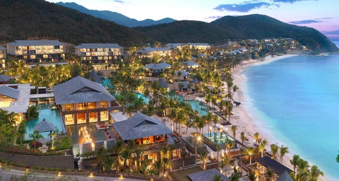 Weltreisen Destinationen Ideen Stadt Sanya China