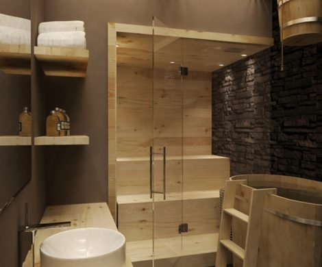 sauna designs zu hause m belideen. Black Bedroom Furniture Sets. Home Design Ideas
