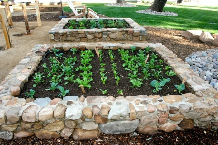 Cheap Raised Flower Beds