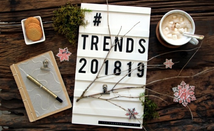 Wohntrends 2018