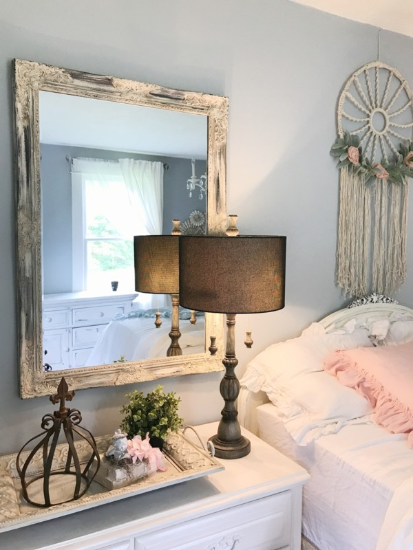 schlafzimmer im shabby chic stileinrichten tipps und einige einw nde. Black Bedroom Furniture Sets. Home Design Ideas