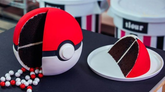 Pokémon-Torte super lecker
