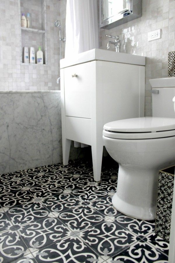 cement tiles Cool variants