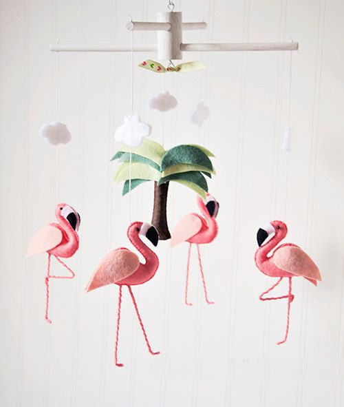 Flamingo Deko tolle figuren in rosa