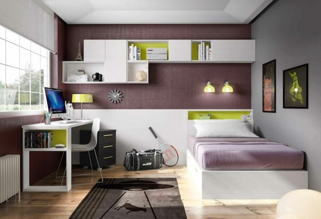 so sieht das perfekte teenager zimmer aus. Black Bedroom Furniture Sets. Home Design Ideas