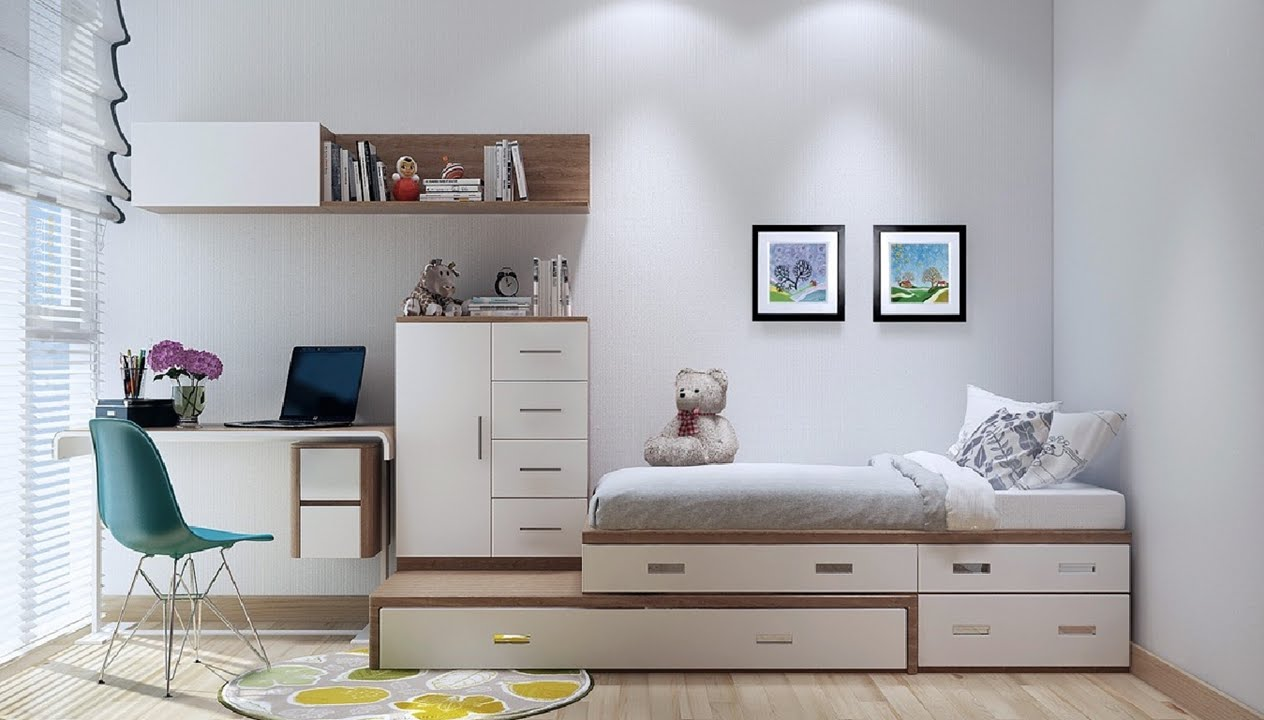 wie kann man kleine r ume optimal nutzen. Black Bedroom Furniture Sets. Home Design Ideas