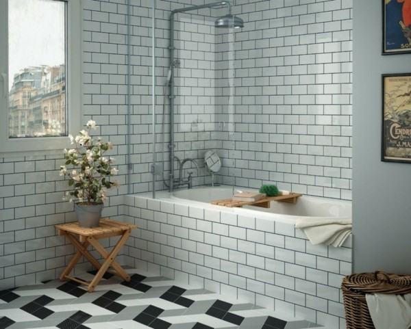 Permalink to Small Bathroom Moroccan Tiles