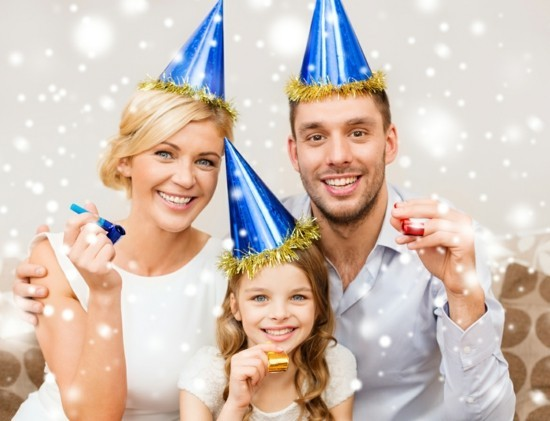 kinderparty silvesterfeier mit kindern partyideen silvester