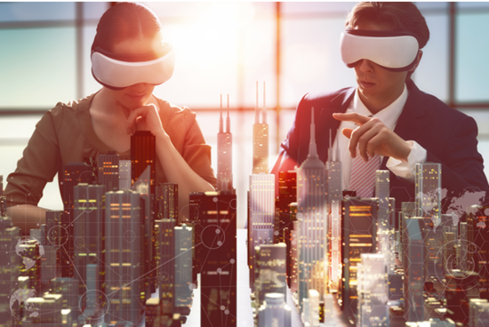 Virtual Reality 2020 highi technologien