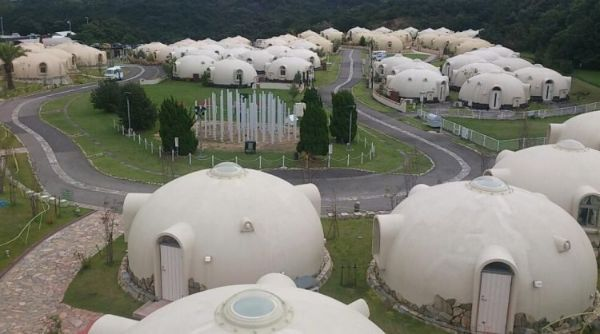 wunderbare Idee Ort Dome House